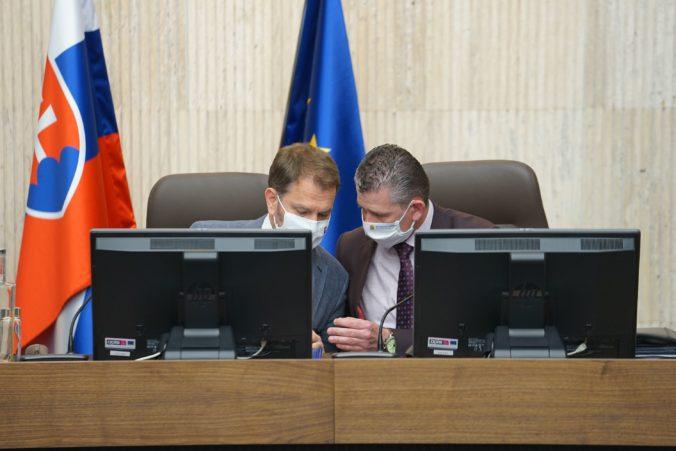 Premiér Matovič nebude tlačiť na ministra vnútra Mikulca pre obnovu vyšetrovacieho tímu Kuciak