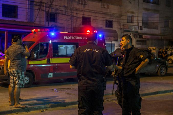 Údajní islamskí militanti v Súse narazili autom do členov Národnej gardy