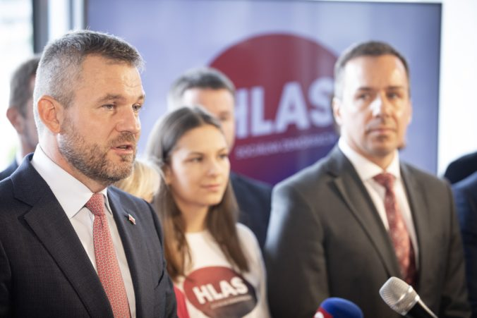 Ustanovujúci snem strany Hlas-SD bude možno ešte v septembri, vyjadril sa Tomáš