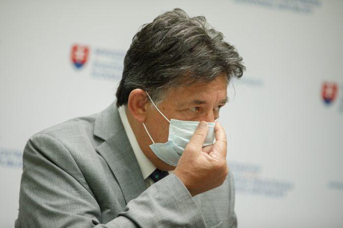 Minister Budaj čelí vyhrážkam, a preto sa rozhodol prezradiť informácie o svojom zdravotnom stave
