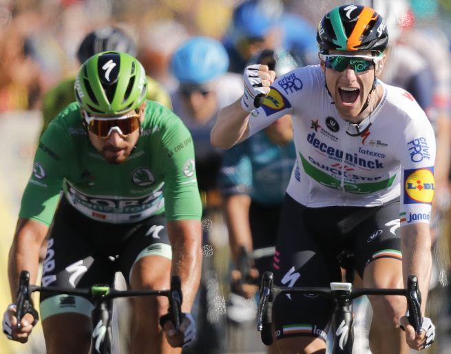 "Sam Bennett bol v tieni Sagana v Bora-Hansgrohe až kým ho nezdrapila známa ""vlčia svorka"""