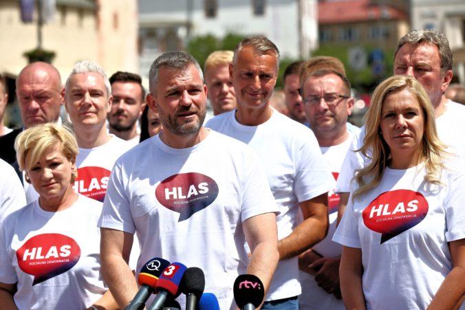 Pellegriniho Hlas-SD je už oficiálny, ministerstvo vnútra zaregistrovalo novú politickú stranu