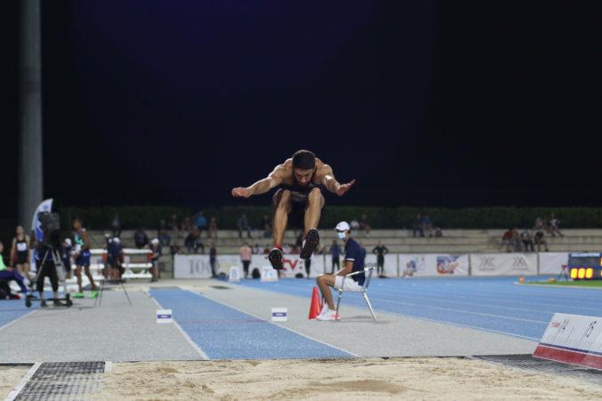 Veszelka na P-T-S v Šamoríne zdolal olympijského šampióna, Úradník bol rýchlejší ako Tóth