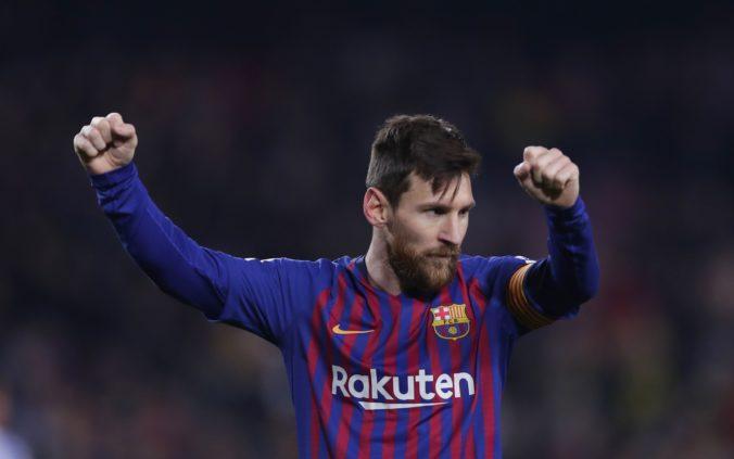 Messi už podľa Crespa mohol byť preč z Barcelony, nesmel by ho však zastupovať otec