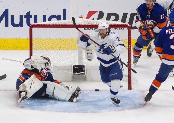 Finále NHL si zrejme zahrajú dvaja Slováci, aj Černákova Tampa vedie 3:1 na zápasy (video)