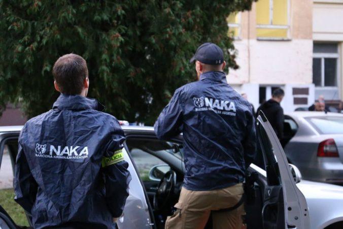NAKA zasahuje na strednom Slovensku, akcia Plevel súvisí s korupčnou trestnou činnosťou