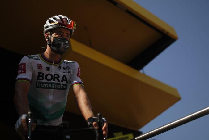 Sagan sa ešte pokúsi zabojovať o rekordný zelený dres, už nemá čo stratiť