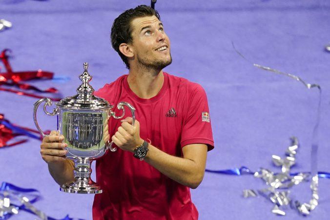 Thiem vyhral US Open, vo finálovej päťsetovej dráme zdolal Zvereva (video)