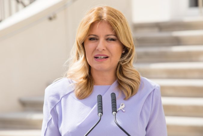 Čaputová reagovala na list europoslancov, zmena legislatívy o interrupciách by mala byť výsledkom diskusie