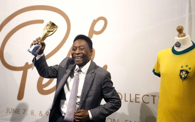 Pelé ako najlepší hráč všetkých čias? Nezískal ani len Zlatú kopačku, kritizujú Austrálčania