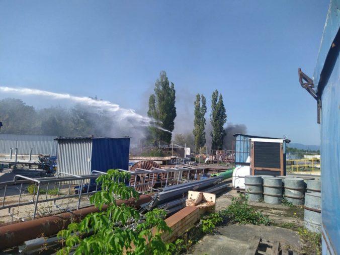 V meste Bílina vybuchol policajný sklad vyradenej munície (foto)