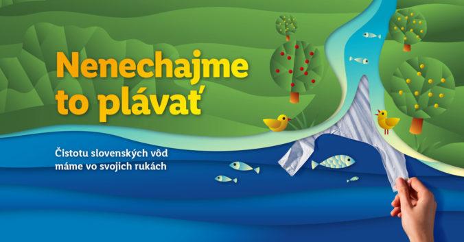 Osud slovenských riek máme vo svojich rukách, nenechajme to plávať