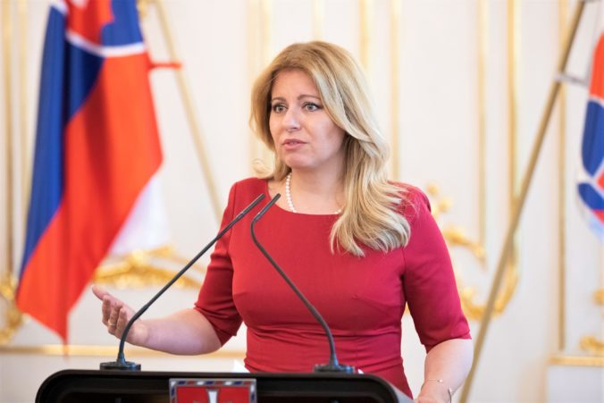 Prezidentka Zuzana Čaputová oceňuje výber dvoch kvalitných kandidátov na pozíciu ústavného sudcu