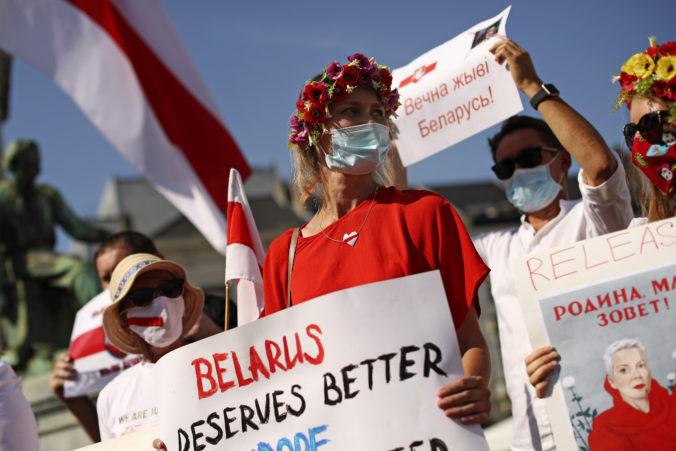 Korčok vyzýva na prijatie potrebných opatrení, ktoré stopnú násilný bieloruský režim