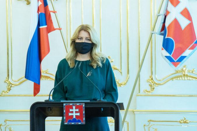 Prezidentka Čaputová chce, aby štát finančne pomáhal krízovým centrám pre obete domáceho násilia