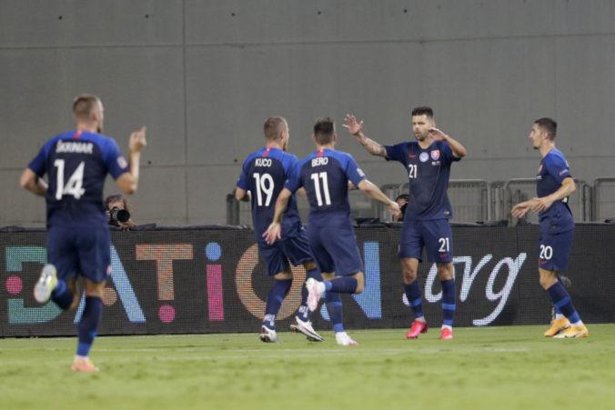 Slovensko kleslo v rebríčku FIFA o štyri priečky, lídrom je stále Belgicko