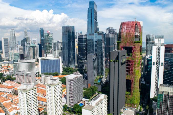 Najinteligentnejším mestom sveta je Singapur, Bratislava si o niekoľko priečok polepšila