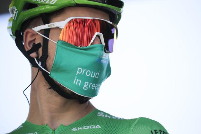 Sagan výrazne zaostáva za Bennettom, no chce vyhrať aspoň poslednú etapu v Paríži