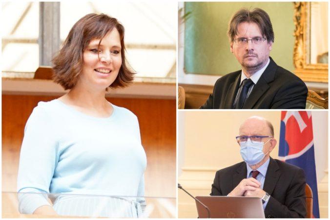 Pri voľbe šéfa prokuratúry je podľa SaS viacero nádejných mien, OĽaNO a Za ľudí si počkajú na verejné vypočutie
