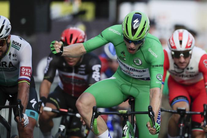 Bennett sa poďakoval slávnemu krajanovi Kellymu za rady počas boja o zelený dres so Saganom