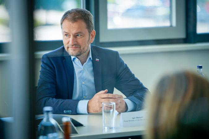 Matovič chce zmeny v nebankovkách, o činnosti skupiny Arca Capital mal vedieť Fico aj Pellegrini