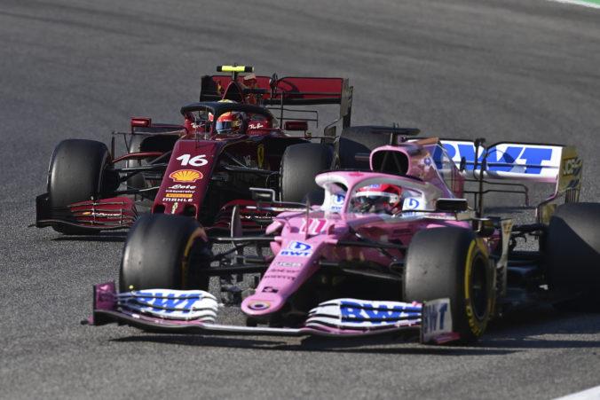 Preteky F1 na Nürburgringu si bude môcť naživo pozrieť dvadsaťtisíc divákov