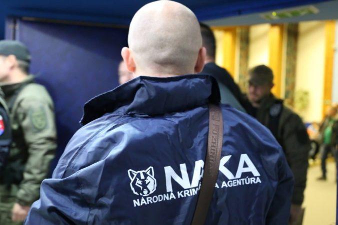 NAKA zasahuje na viacerých miestach Slovenska vrátane Bonulu