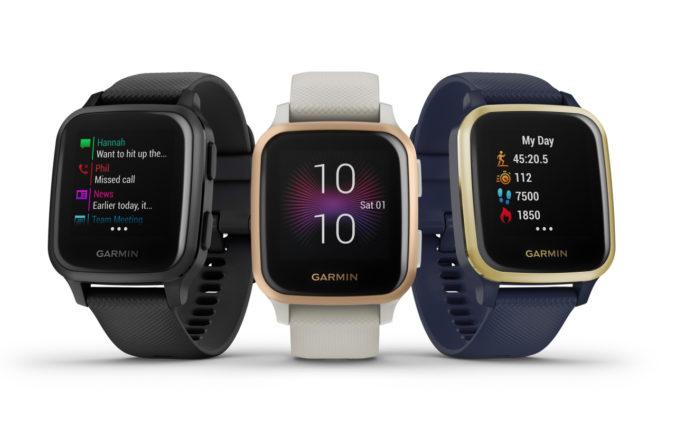 Teraz je čas hýbať sa s VENU® SQ. Nové GPS smart hodinky od značky Garmin