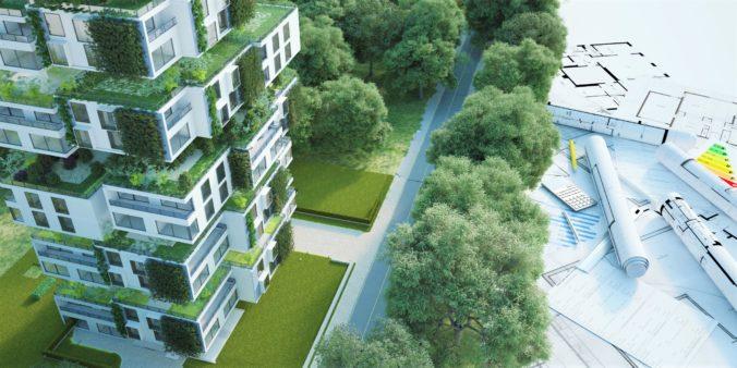 Udržateľné a energeticky efektívne budovy dokážu vplývať aj na klimatické zmeny