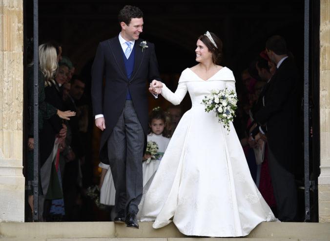 Britská kráľovská rodina sa dočká ďalšieho potomka, tehotenstvo oznámila princezná Eugenie