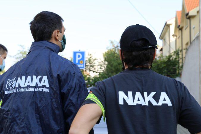 Korupcia na súde v Košiciach, NAKA obvinila dve osoby