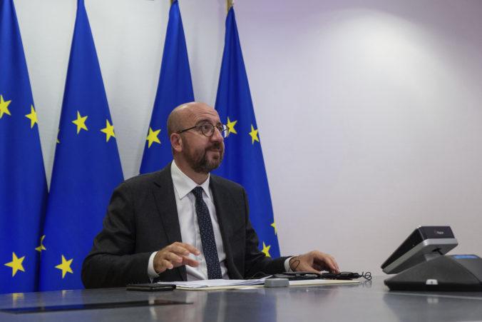 Predseda Európskej rady už nie je v izolácii, Charles Michel mal dva negatívne testy