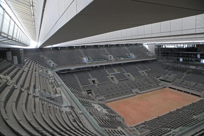 Roland Garros uvidí naživo ešte menej divákov, dôvodom je druhá vlna pandémie