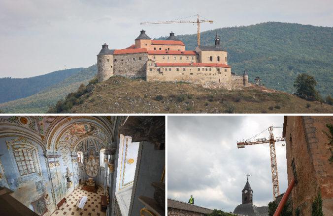 Ministerstvo kultúry má v pláne hrad Krásna Hôrka obnoviť do podoby zo začiatku 20. storočia (foto)