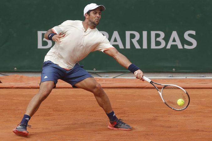 Verdasco pre koronavírus prišiel o Roland Garros, ale hovorí o falošnom teste