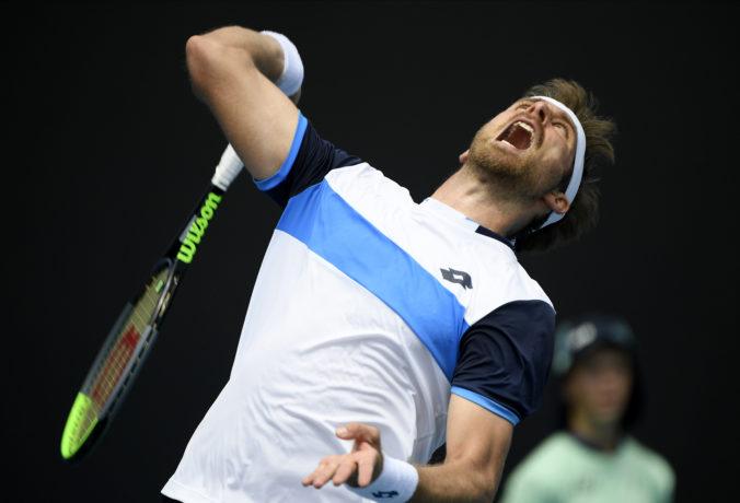 Gombos na Roland Garros vyradil Čoriča, pomohol mu výplet do chladného počasia