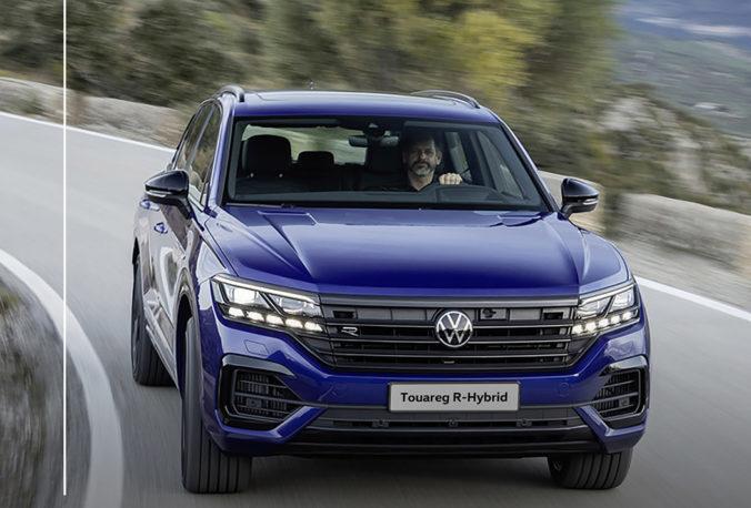 Pripravte sa na hybridný Touareg R, Volkswagen Bratislava začína s výrobou