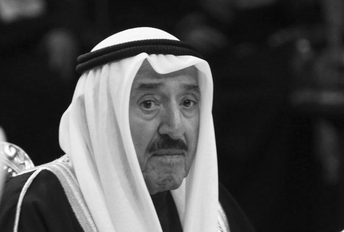 Zomrel emir Sabáh Ahmad Džábir Sabáh, prispel k modernizácii zahraničnej politky v Kuvajte