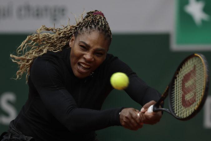 Serena si na rekordný 24. grandslamový titul musí ešte počkať, na Roland Garros skončila