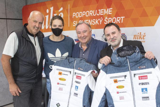 Spájajú sa jednotky – Niké sa stáva hrdým partnerom Petry Vlhovej!