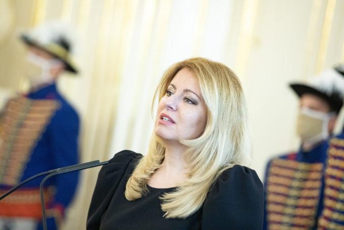 Prezidentka Čaputová vymenovala nových sudcov všeobecných súdov (video)
