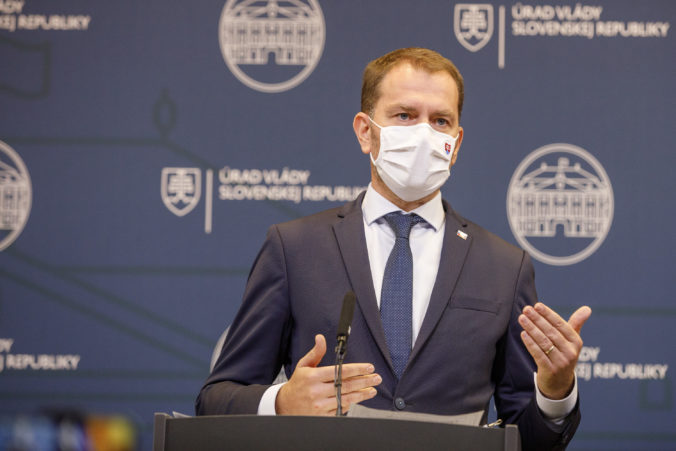 EÚ by mala stanoviť jasné pravidlá pri rozdeľovaní vakcín členským štátom, myslí si premiér Matovič