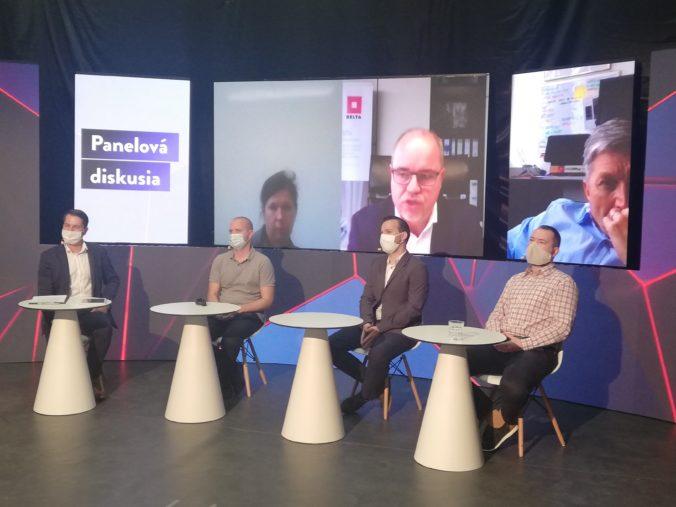 Virtuálne stretnutie odborníkov na konferencii BIM a digitalizácia v stavebníctve 2020 v Bratislave