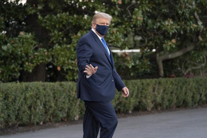 Donalda Trumpa previezli s koronavírusom do nemocnice, liečia ho remdesivirom