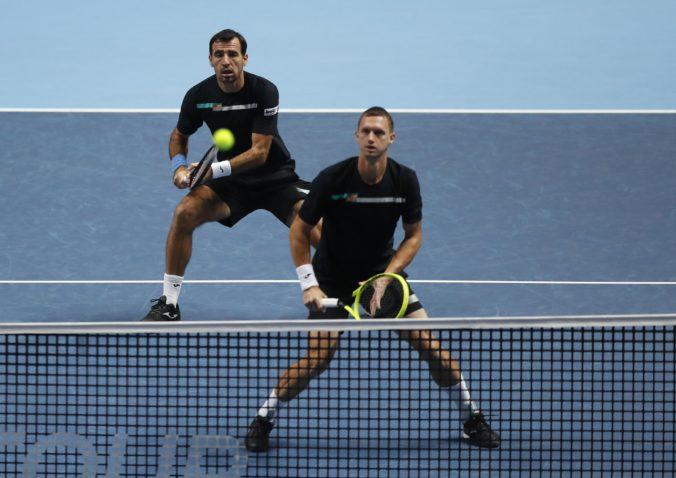 Polášek s Dodigom dohrali na Roland Garros, nad ich sily bola dánsko-nemecká dvojica