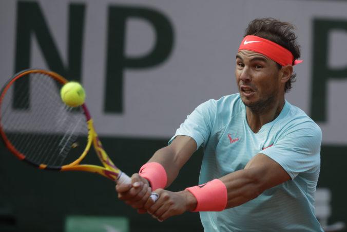 Spanilú jazdu mladíka Sebastiana Kordu na Roland Garros ukončil jeho idol Rafael Nadal