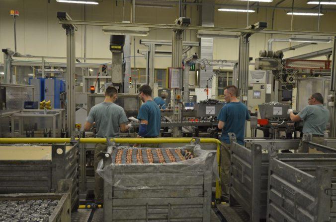 Embraco Slovakia stabilizoval výrobu a tretina z prepustených zamestnancov získali opäť prácu