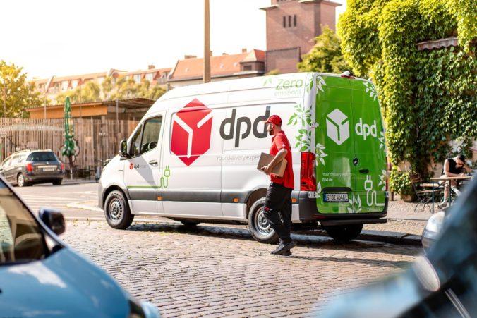 DPDgroup bude využívať výlučne bezemisné vozidlá až v 225 európskych mestách