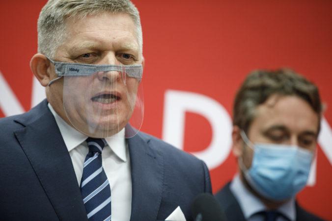 Fico vyzýva k zodpovednosti a žiada Čaputovú i Matoviča, aby sa nezúčastnili Globsecu