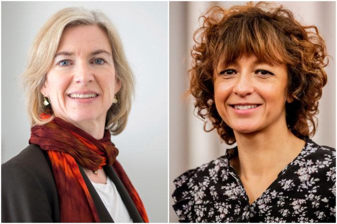 Nobelovu cenu za chémiu získali dve vedkyne, ktoré vyvinuli metódu editovania genómu